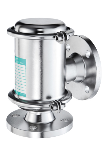 ELEVENT® - The breather valve